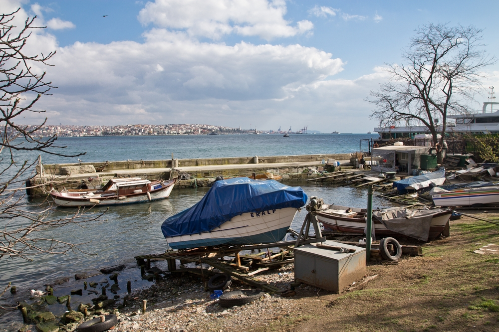 Istanbul Bosporus Leanderturm Städtereise
