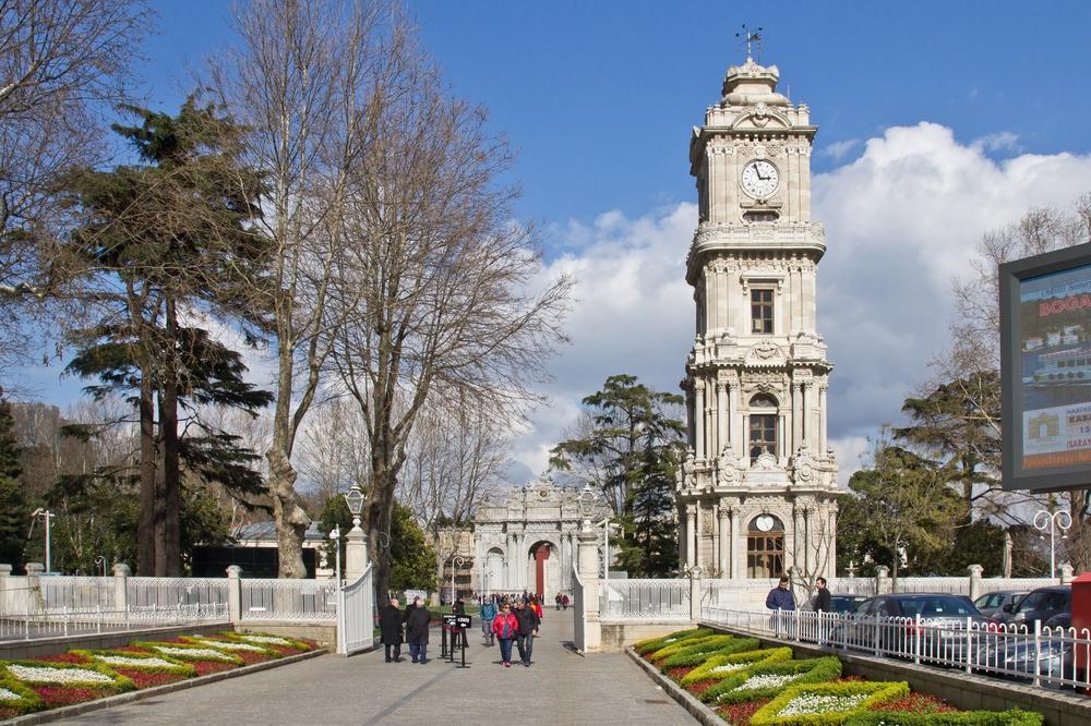 Kabataş Straßenbahn Istanbul Städtereise