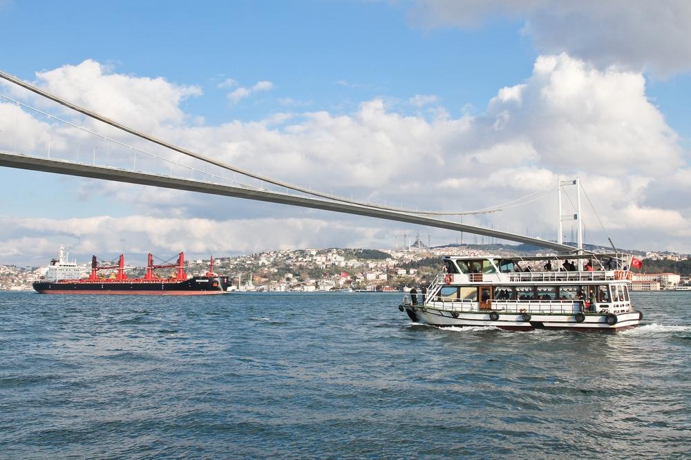 Bosporus Uboot Submarine Türkei