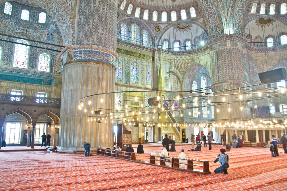 Sultan-Ahmed-Moschee Istanbul