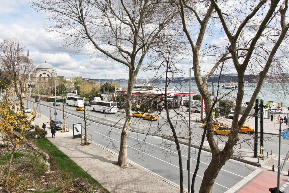 Fındıklı Straßenbahn Istanbul