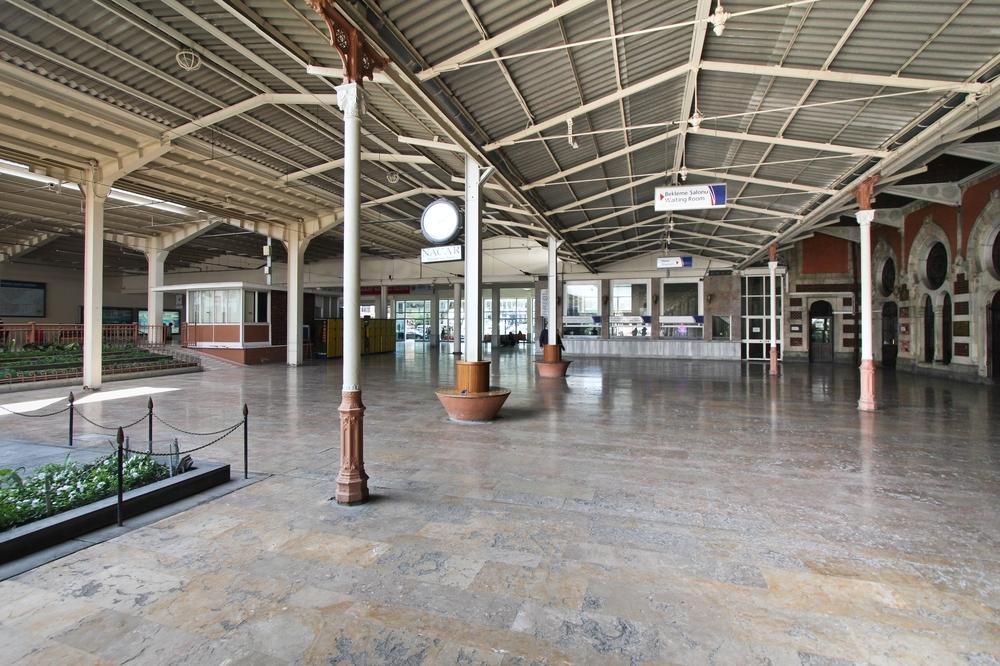 Bahnhof Istanbul Sirkeci