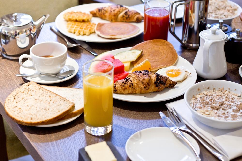 Breakfast Careys Manor Hotel & Spa - Brockenhurst