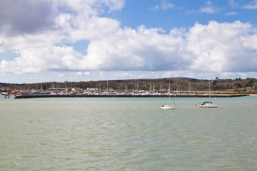 Solent Isle of Wight Yarmouth
