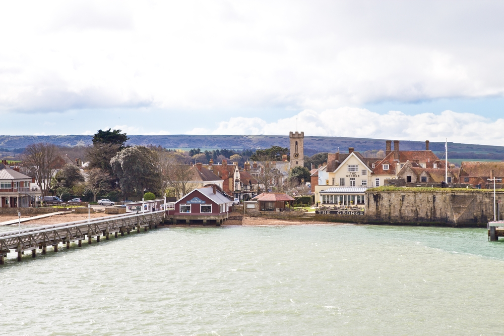 Yarmouth Isle of Wight Habour