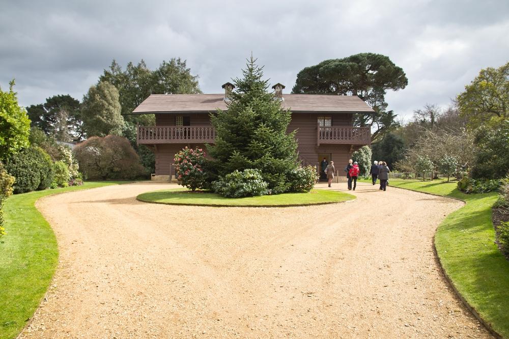 Swiss Cottage Osborne House Isle of Wight