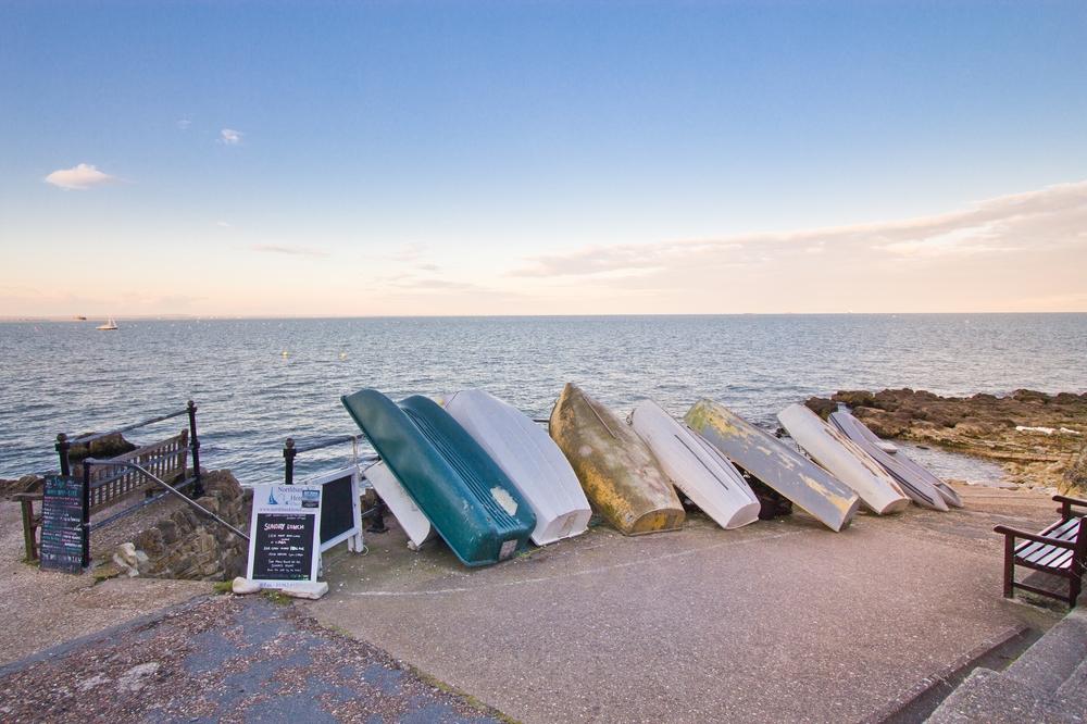 Fishbourne Wightlink Ferry Portmouth