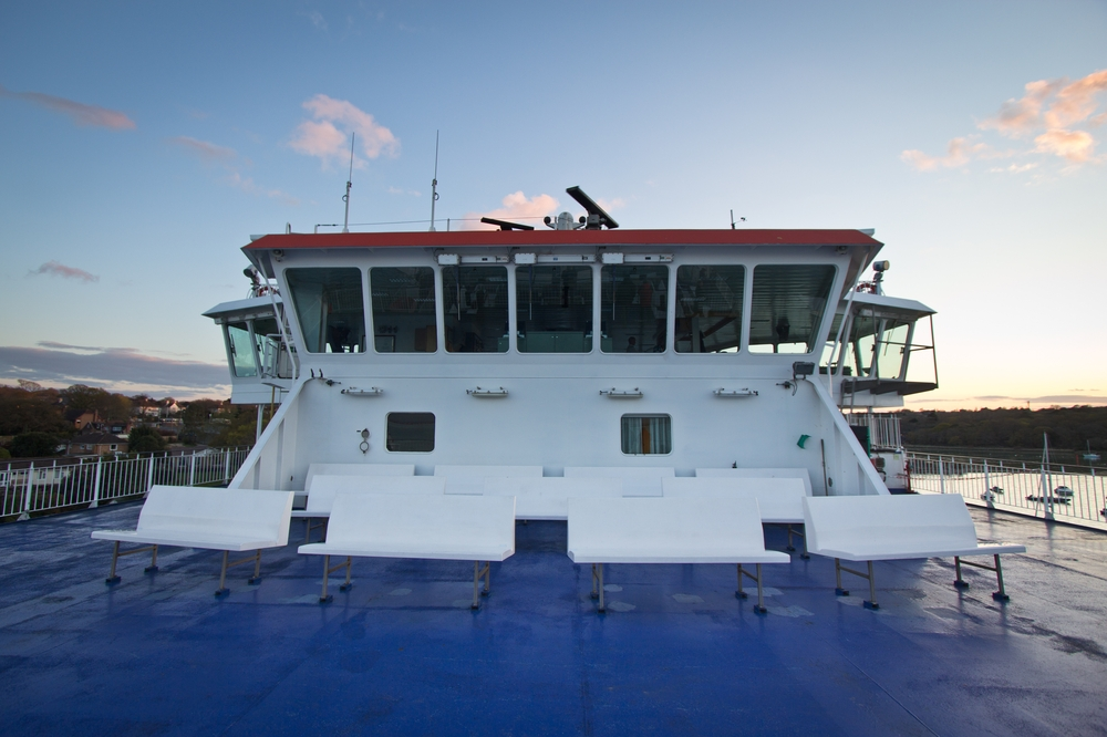 Fishbourne Wightlink Ferry Portmouth