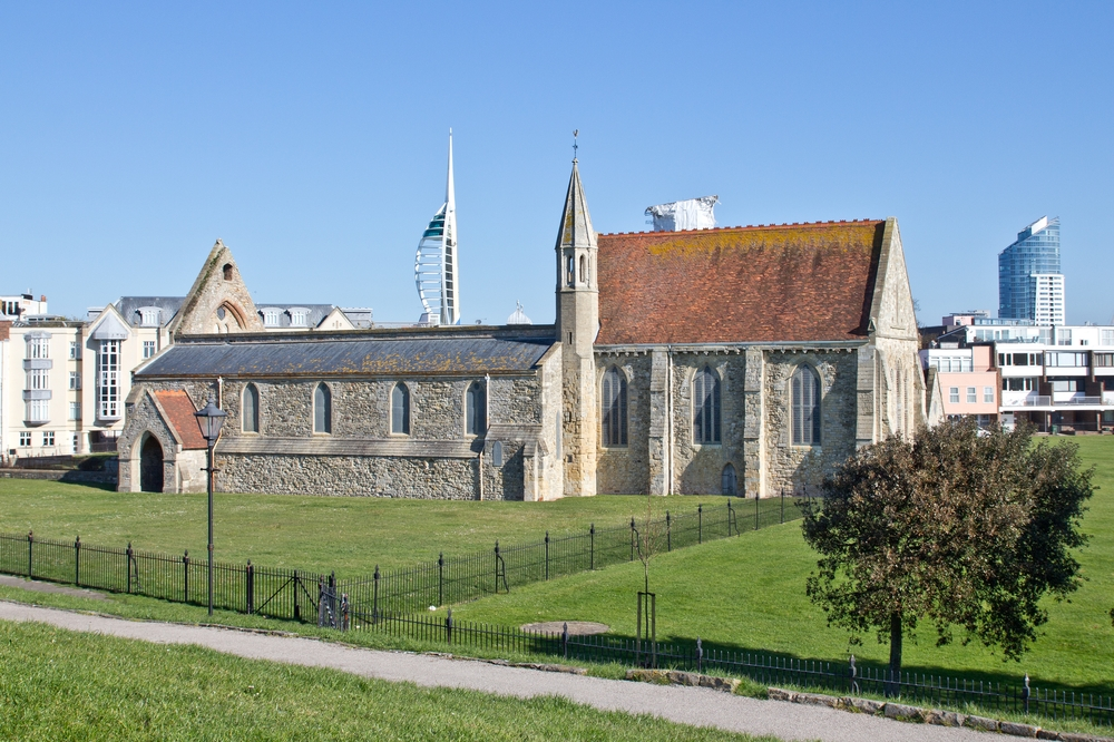 Royal Garrison Church Portsmouth