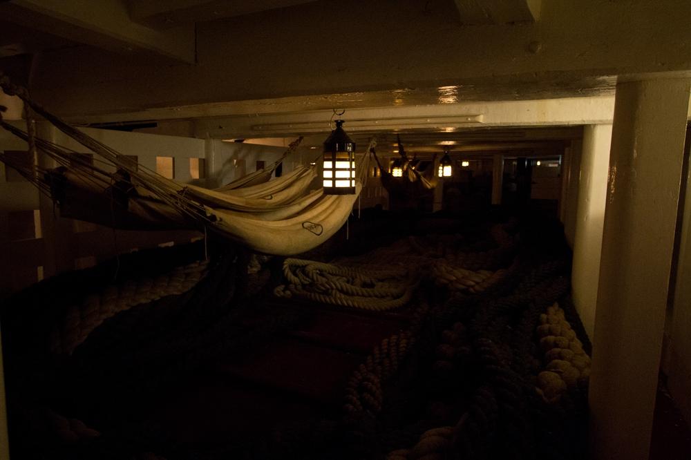 Unter Deck HMS Victory