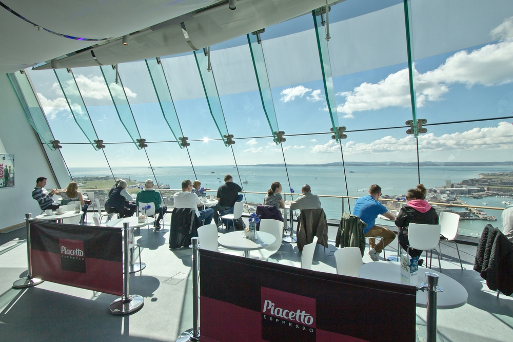 Restaurant Spinnaker Tower Portmouth