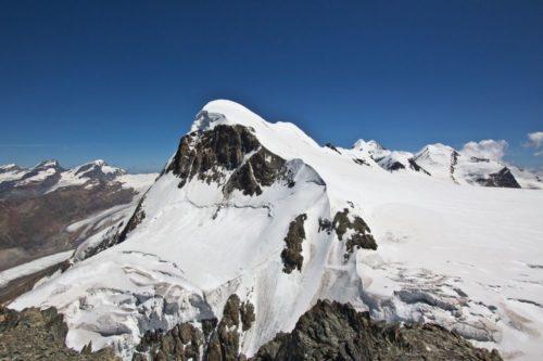 Breithorn vom Klein Matterhorn