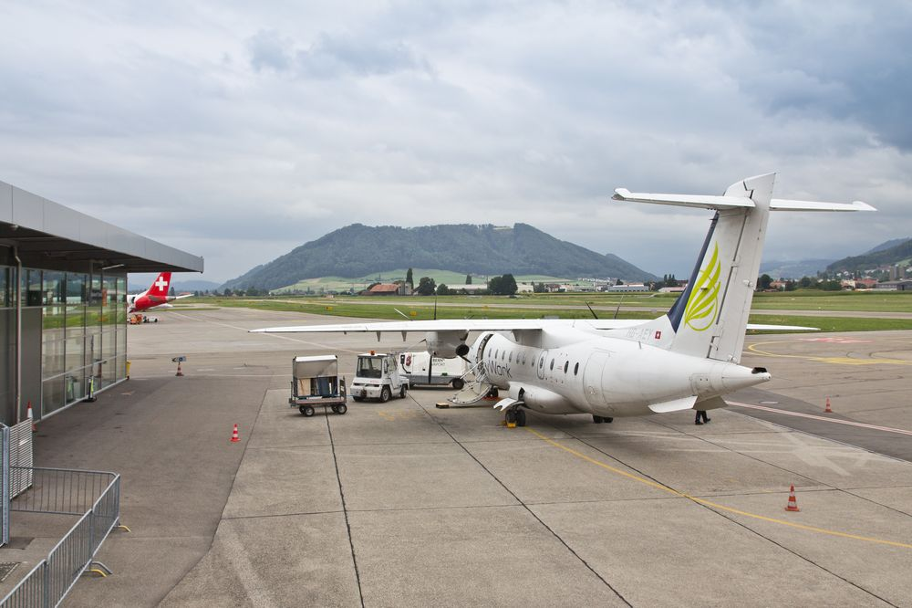 Sky Work Dornier Bern Flughafen