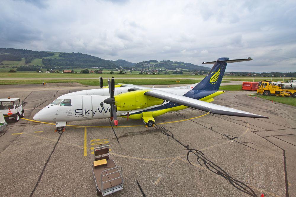 Sky Work Dornier 328-100