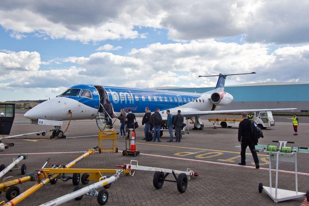 bmi regional Southampton Flughafen