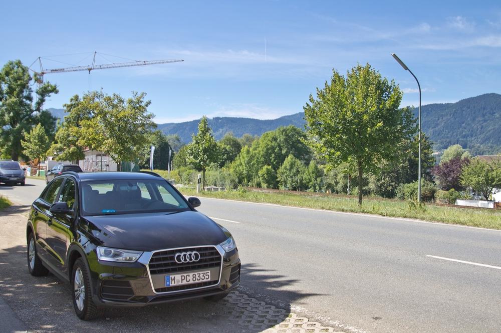 Audi Q3 Tegernsee