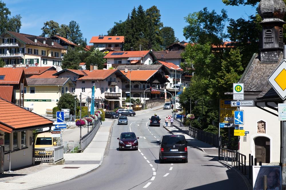 Innenstadt Gmund am Tegernsee