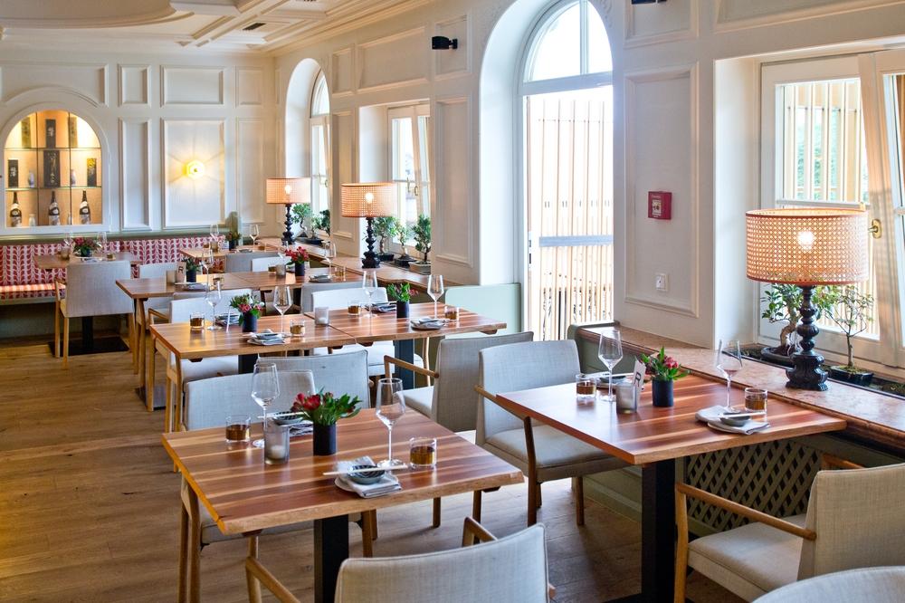 Restaurant Japan Mizu Hotel Bachmair Weissach