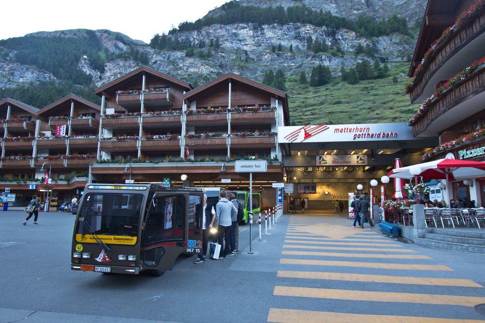 Bahnhof Zermatt