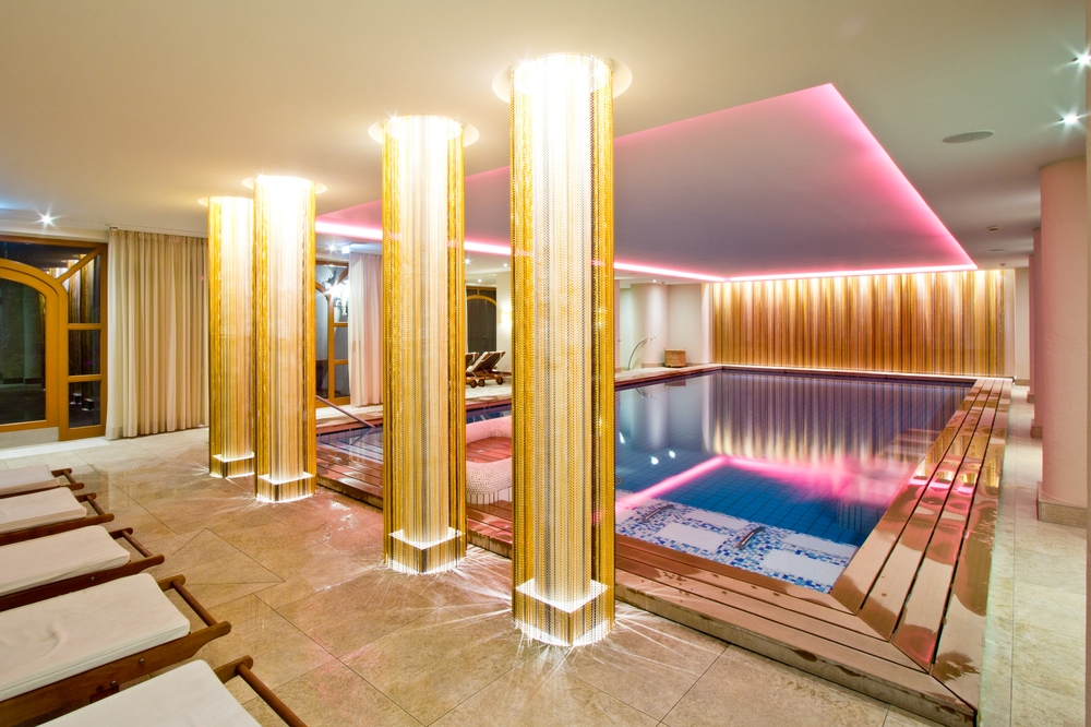 Relax Spa Wellness Tegernsee Pool