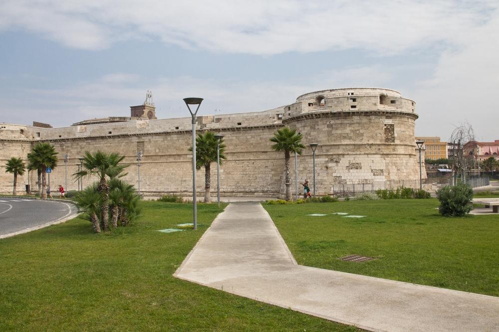 Forte Michelangelo Civitavecchia