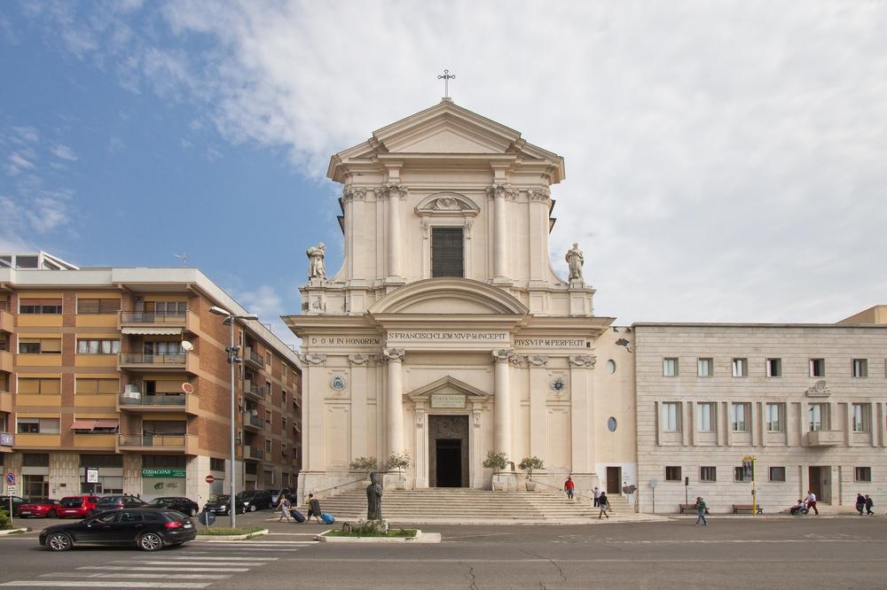 Cattedrale di San Francesco in Civitavecchia