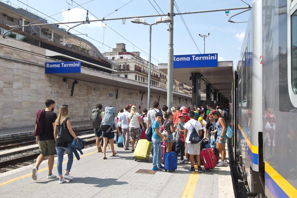 Roma Termini Trenitalia Civitavecchia