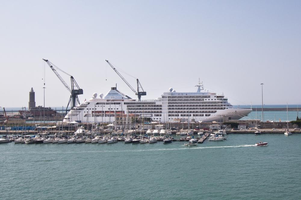 Silver Spirit Silversea