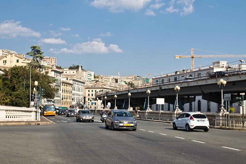 Kreuzfahrt Terminal Genua