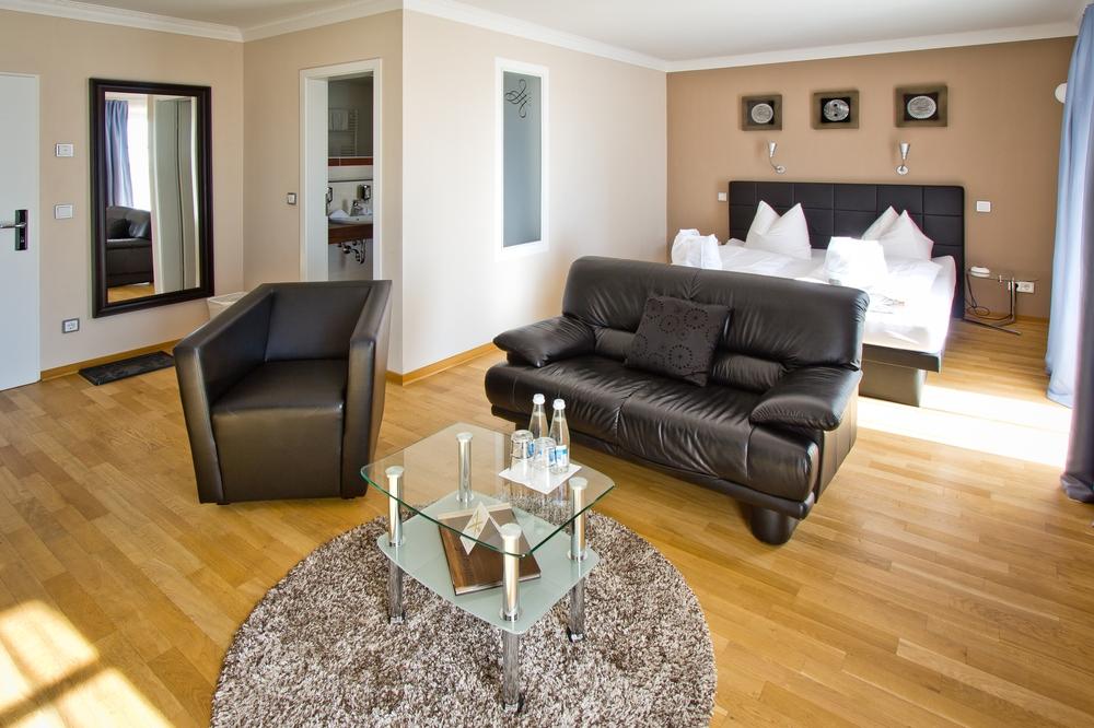 Zimmer Hotel Gut Edermann