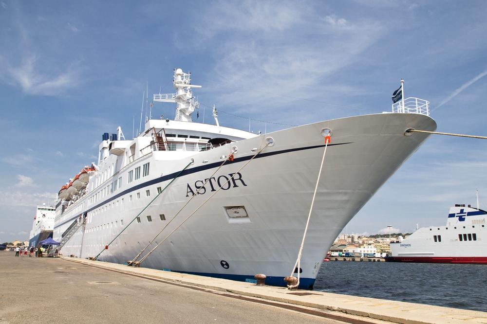MS Astor Kreuzfahrt Reiseblog Cagliari