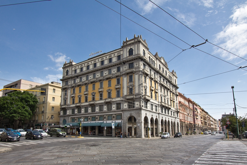 Stadthaus Cagliari