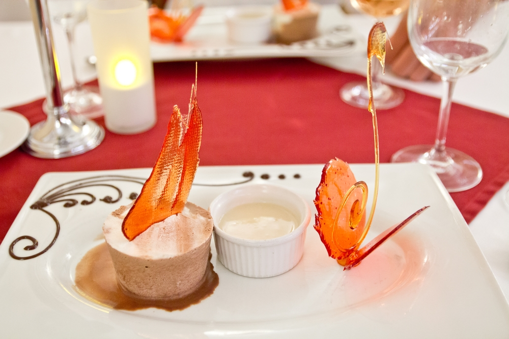 MS Astor Kreuzfahrt Romantic Dinner Admiral's Salon