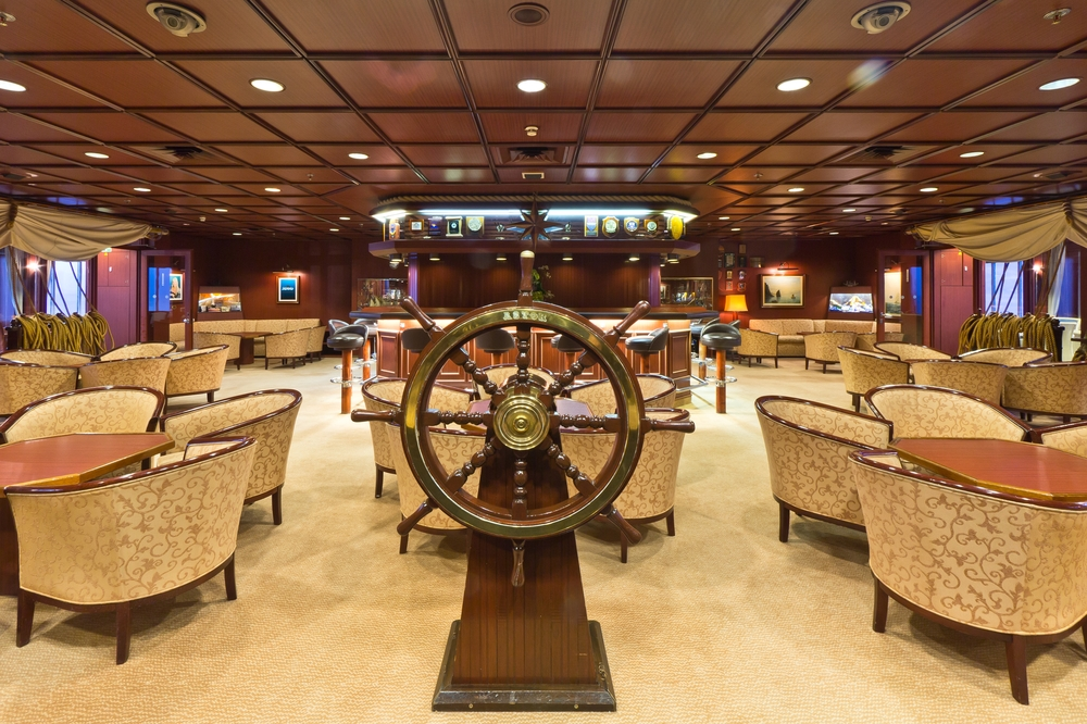 Captain's Club MS Astor TransOcean