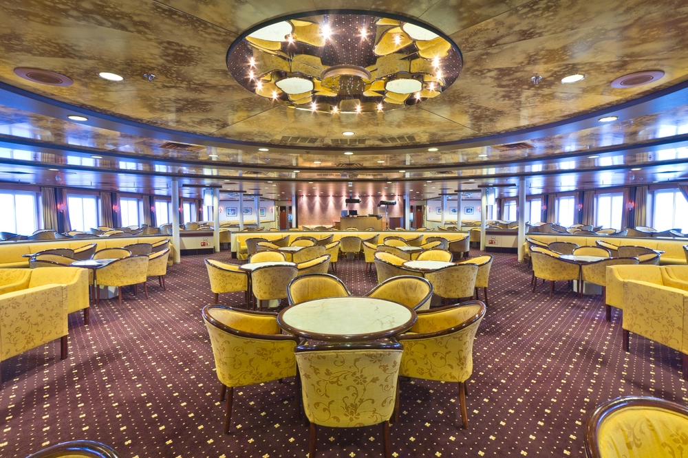Astor Lounge MS Astor
