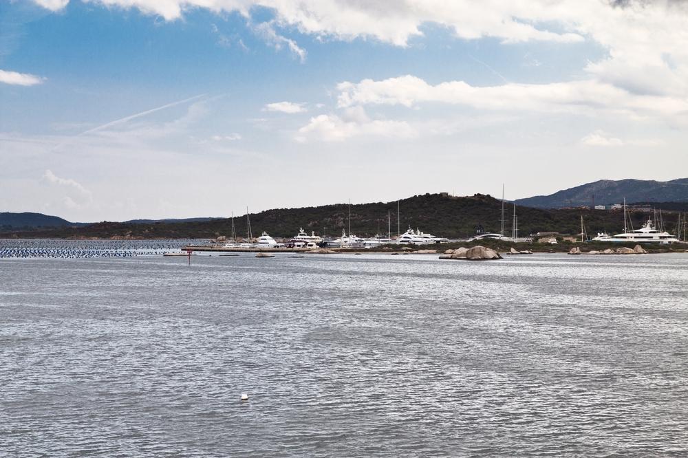 Yachthafen Olbia Kreuzfahrt