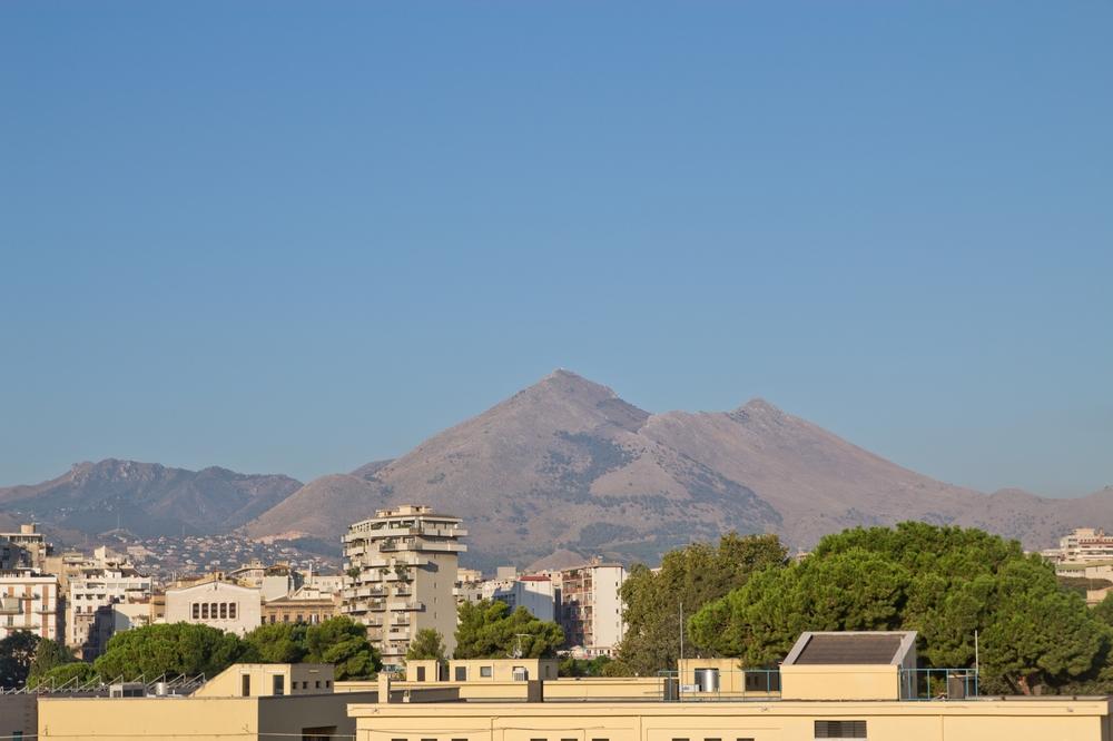 Palermo Stadt Übersicht