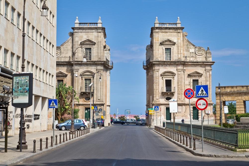 Corso Vittorio Emanuele Porta Felice Palermo