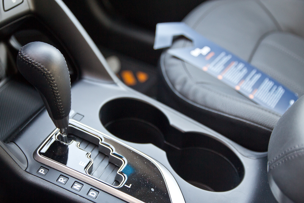 Automatik Getriebe Hyundai ix35 FCEV BeeZero Carsharing