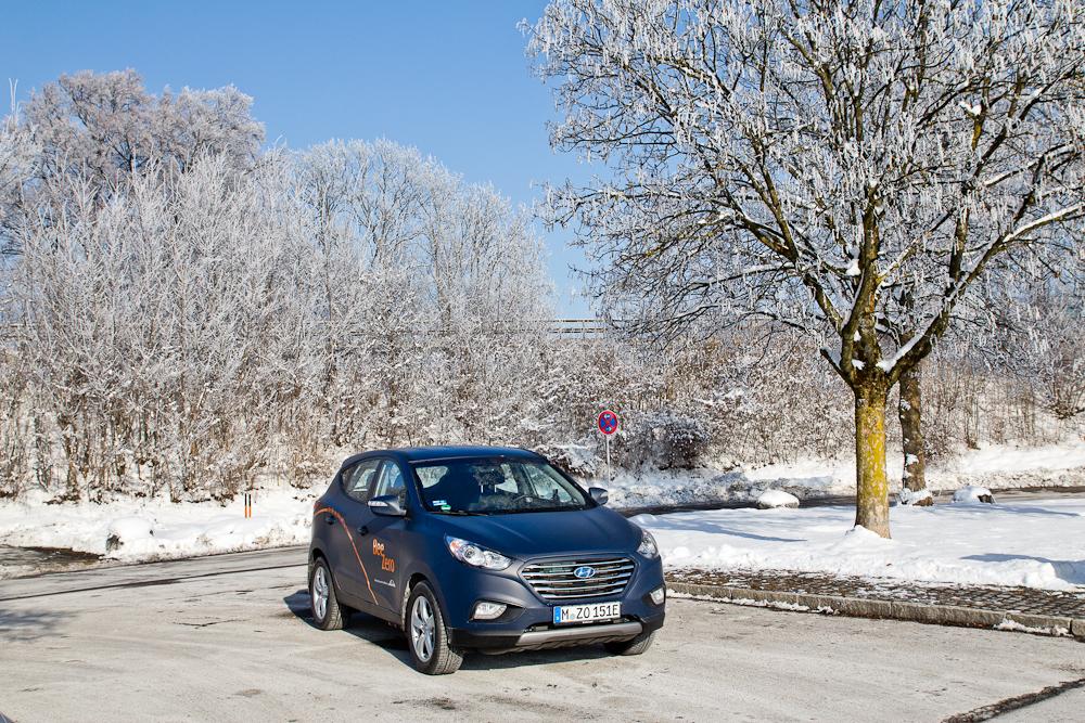Carsharing München BeeZero Wasserstoff