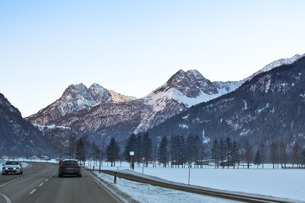 Ötztal Österreich Sölden