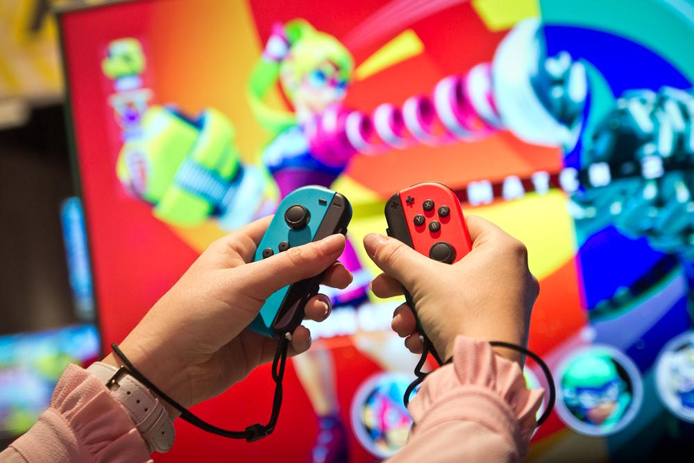 Nintendo Switch Joy-Con 1-2-Switch