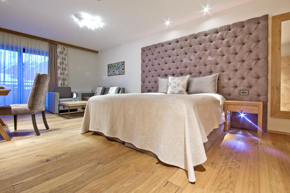 Das Central Sölden Luxus Suite Ötztal Chalet