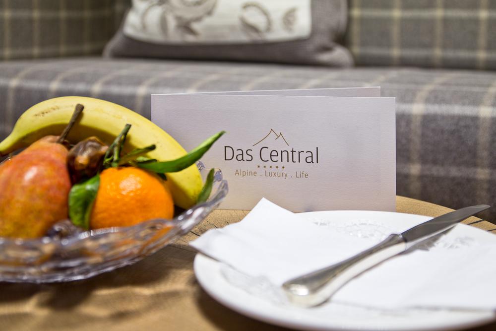 Familiensuite Chalet Ötztal Das Central Sölden