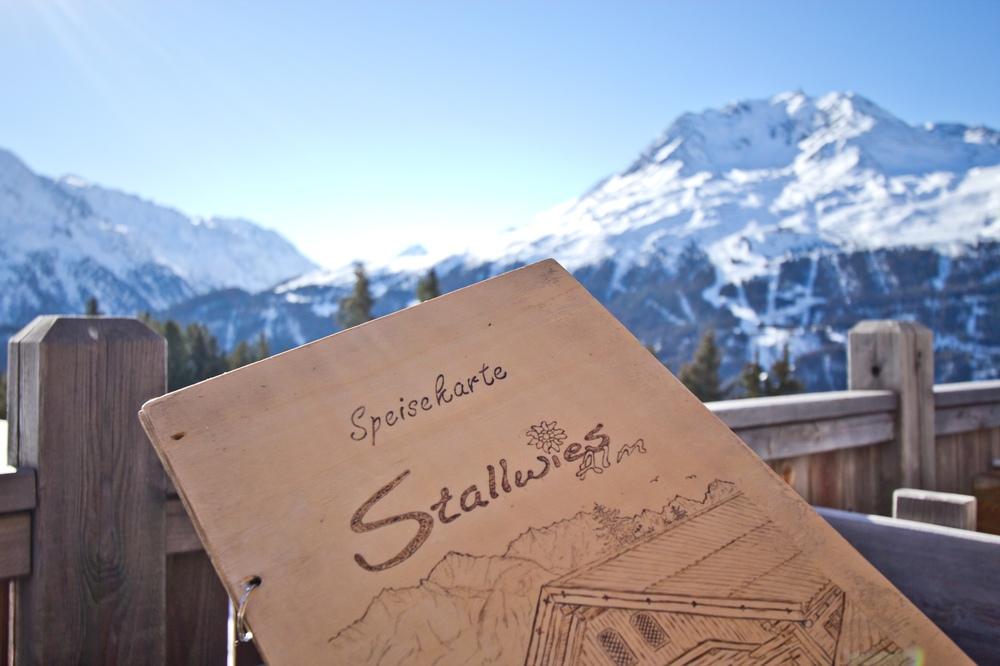 Stallwiesalm Wanderung Sölden Ötztal