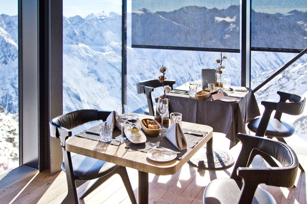 IceQ Hoffler Klinik James Bond 007 Restaurant Essen