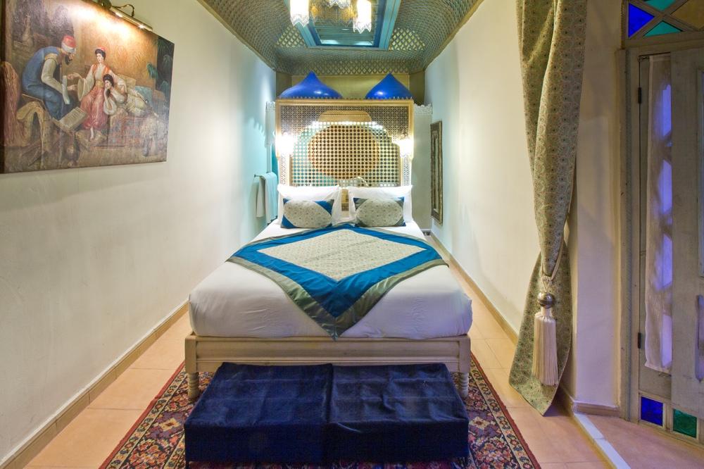 Riad Armelle Hotel Marrakesch Zimmer Suite