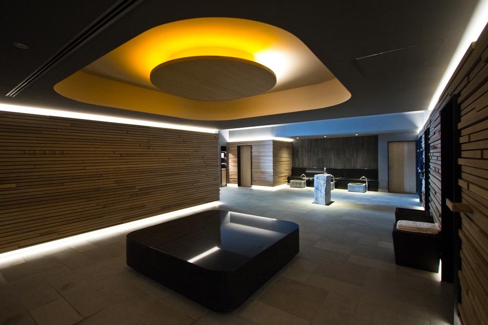 Textil Sauna Interalpen-Hotel Tyrol