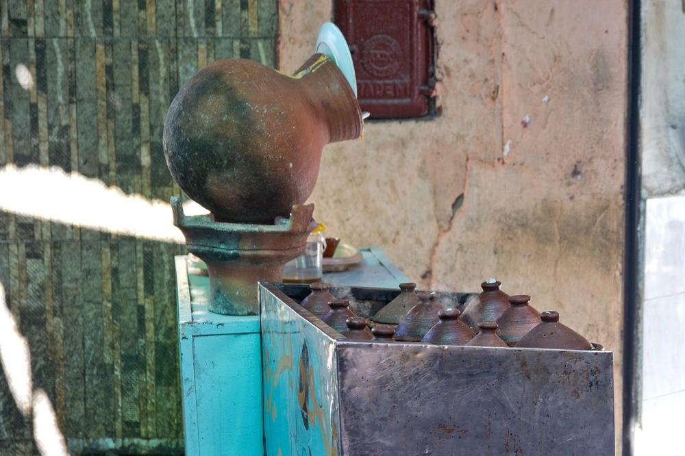 Tajine Souk Marrakesch Reise