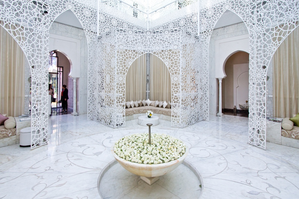 Spa Wellness Hotel Royal Mansour Marrakech